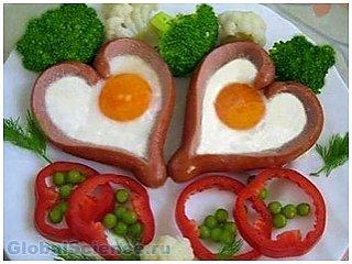 Богатые протеинами завтраки избавляют человека от обеда и ужина