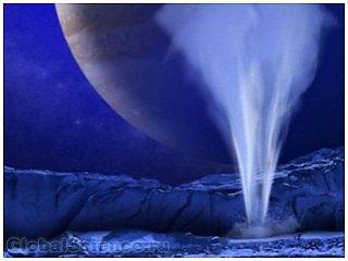 Ученые NASA заявили, что на юпитере существует жизнь