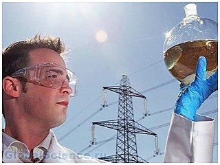 Учёные научились получать керосин из воздуха и воды