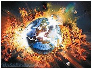 Климатические изменения могут повлечь за собой вселенскую катастрофу