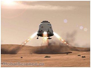 Эксперты «NASA» тестируют летательный аппарат для отправки на Марс