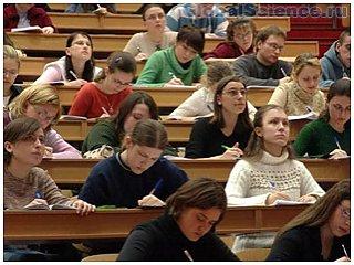 Российские студенты учатся ради знаний