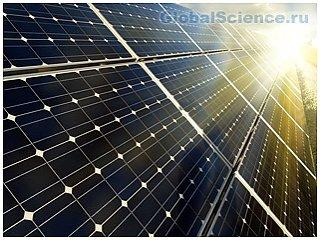 Британские ученые разработали способ удешевления производства солнечной батареи