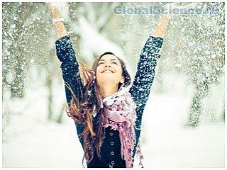 Холодный воздух помогает сбросить вес