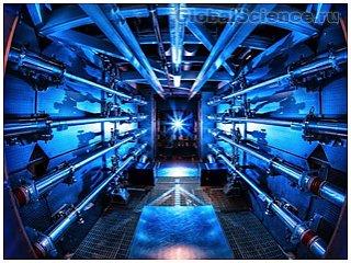 Россия планирует запуск мощнейшей лазерной установки