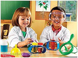 Химия против детей