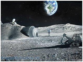 В лунном эксперименте будет задействовано 12 человек