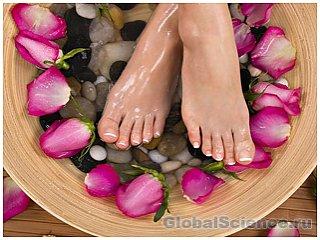Потливость и неприятный запах ног