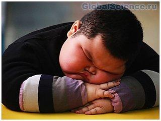 Тучные дети: недостаток сна может повысить риск сердечной болезни