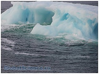 Канадские ученые изучат дно Арктики