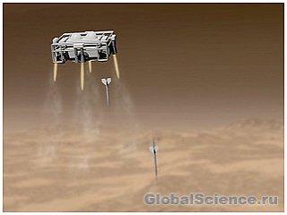 Марс «обстреляют» ракетами