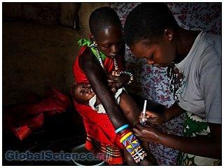 Сопротивление к малярии у детей в 21 веке