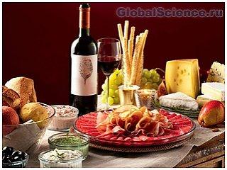 Гурманы нашли не обычные закуски для вина