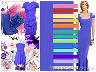 Психологи утверждают, каждой женщине присуще свой цвет в одежде