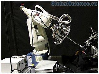 Детям будет помогать космический робот