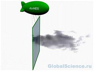Новая система выработки электричества из облаков