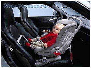 Чем опасны детские автомобильные кресла