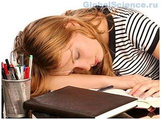 Плохой сон пагубно отражается на клетках мозга