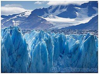Крупнейший ледник в Италии на грани исчезновения