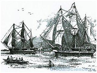 В Арктике найдено судно экспедиции Франклина, пропавшее 170 лет назад
