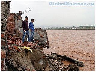 В Индии и Пакистане наводнении унесло жизни 440 человек