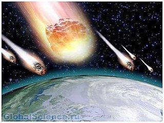 Землю ожидает падение более четырехсот метеоритов