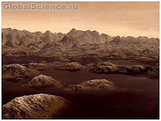 Радар НАСА обнаружил на Титане загадочный объект