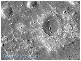 Вулканическая деятельность на Луне продолжалась еще миллион лет назад (фото)