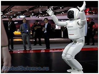 Хонда представила новую версию робота Asimo