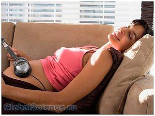 Беременные женщины могут быть очень восприимчивы к музыке