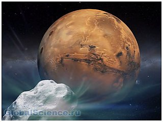 Первые фото Siding Spring, сделанные во время пролета Марса