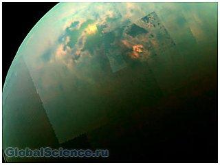 Новые снимки поверхности Титана