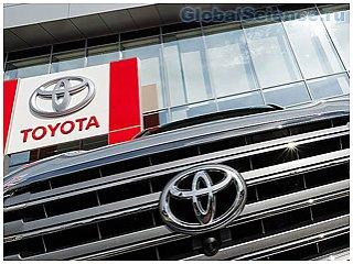 Автоконцерн Тойота снова отзывает свои автомобили