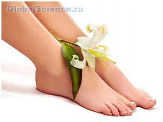 Медики определили причины появления потливости и неприятного запаха ног