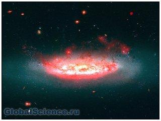 Установлена причина уменьшения звездообразующего газа у галактик