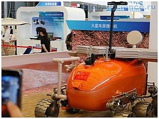 В Тибете испытают марсоход
