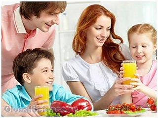 Эпигенетика объясняет, как рацион родителей влияет на здоровье детей