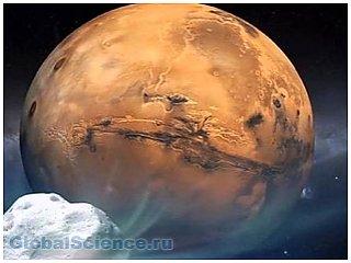 Химический состав марсианской атмосферы мог навсегда измениться (3 фото)