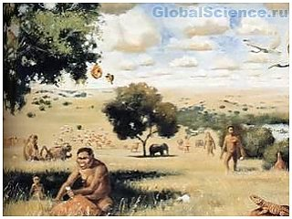 Зарождение самого древнего человека в мире