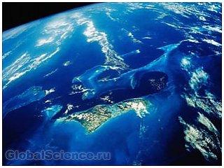 Надра Земли скрывают еще один океан