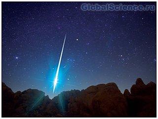 3 января можно было любоваться метеорным потоком Квадрантид  (3 фото)