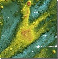 Около Фиджи обнаружены активные подводные вулканы