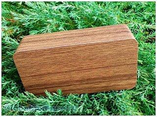 Американские ученые создали деревянный аккумулятор