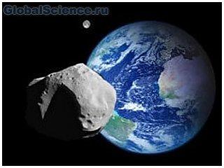 Получен снимок находящего рядом с Землей астероида