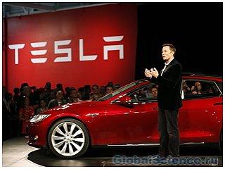 Американская корпорация Apple в ближайшее время выкупит Tesla