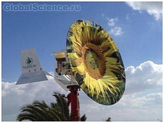 Saphonian - новый эффективный ветряной генератор-парус