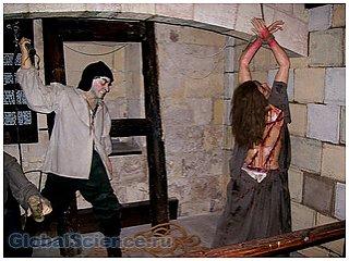 Самый жуткий музей пыток в мире