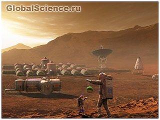 Концепция освоения Марса через базу астероидной индустрии на его орбите