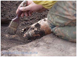 Крупное старинное захоронение обнаружено на территории Кембриджа