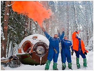 Экипаж МКС успешно завершил тренировки